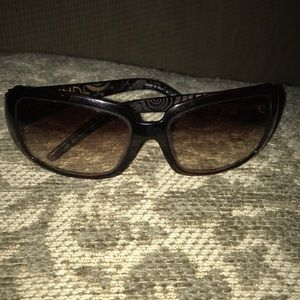 Vintage Fendi Sunglasses Beautiful Framed